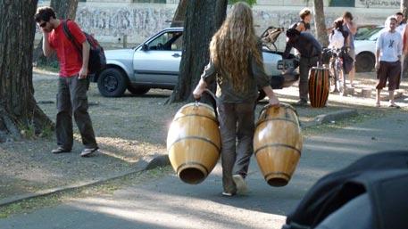 Argentina – Candombe/Tango/Chacarera