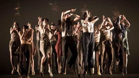 Hofesh Shechter Company (Dance)