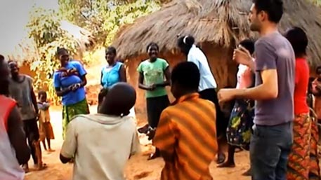 Zambia – Mariachimona Village Choir, Ndola